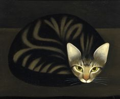 Cats in Art, Illustration, Photography, Decorative Arts, Textiles, Needlework and Design: Martin Leman