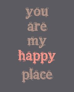 Found my happy place. My kids are my happy place. I love you all Quotes To Live By, Me Quotes, Hindi Quotes, Youre My Person, Romance, Love My Husband, Awesome Husband, Verse, Married Life