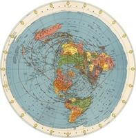 44 Best Flatearth Maps images