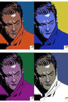 Art Pop, Warhol, Clouds, Creative, Fictional Characters, Design, Photo Retouching, Creativity, Illustrations