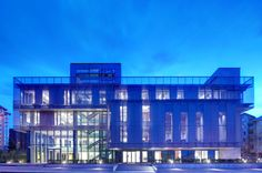 """El edificio, que alberga la sede de la Asociación de Contratistas Turcos en Ankara, fue galardonado como """"Proyecto Internacional del Año"""" en los Premios de Construcción 2014, en Londres."""