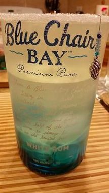 An awesome way to keep our bottles! Thanks Paul Rathbun!! #bcb #bluechairbay #fancreations
