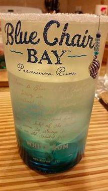 e18d9525b25c6d Thanks Paul Rathbun! Goin Coastal · Blue Chair Bay Bottle Projects