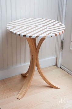 Best IKEA Hacks and DIY Hack Ideas for Furniture Projects and Home Decor from IKEA - IKEA Side Table Makeover - Creative IKEA Hack Tutorials for DIY Platform Bed, Desk, Vanity, Dresser, Coffee Table, Storage and Kitchen, Bedroom and Bathroom Decor http://diyjoy.com/best-ikea-hacks