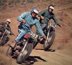 desert bikes.
