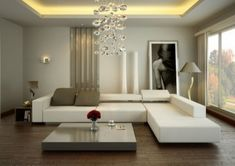 [ Contemporary White Living Room Modern Living Room Accents Bndesign Net ] - Best Free Home Design Idea & Inspiration Living Design, Living Room Design Modern, Luxury Living Room, Modern Room, Contemporary Living Room, Contemporary Living Room Design, Elegant Bedroom, Contemporary Living, House Interior