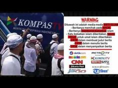 Dilarang Liput  !!! K0MPAS TV di Usir di Monas Aksi Super Damai 212