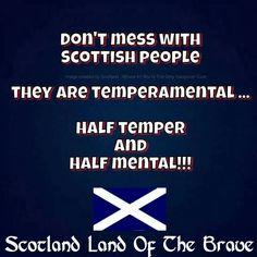 Scottish people