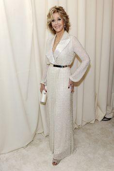 Jane Fonda after Oscars 2014