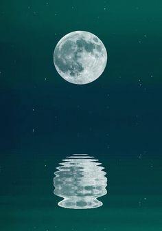 Gifs Animados de la Luna, imágenes de la Luna con movimiento