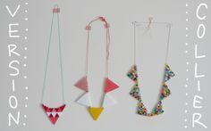 Mon mi-collier hama perler by yumicha