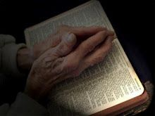 .Bible praying hands