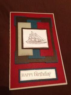 Birthday Card for Scott
