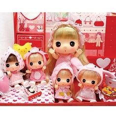 Lovely Cute Collectible Doll Special Mini DDUNG