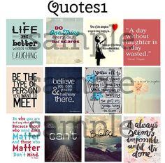 Quote 2 Erin Condren Life Planner Planner Stickers by PhiaSticks