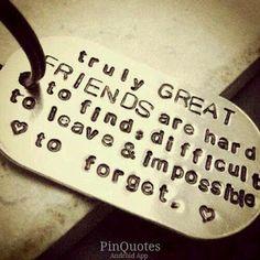 great friends..