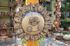 Sluníčko z Vysočiny (E) na obj. Pergola, Decorative Plates, Home Decor, Atelier, Clay, Decoration Home, Room Decor, Outdoor Pergola, Home Interior Design
