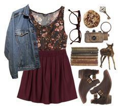 """Forest"" by snowmann ❤ liked on Polyvore"