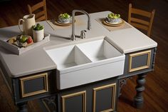 Its Hip to be Square  kitchen sinks