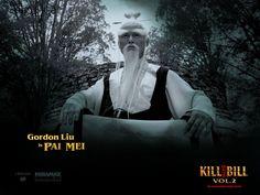 Pai Mei - kill-bill Wallpaper