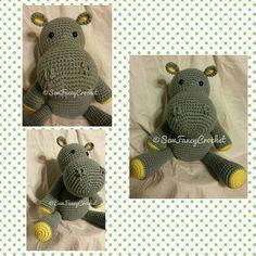 Hippo Stuffed Animal, Stuffed Hippo, Crochet Hippo Stuffed Animal, Crochet Safari Stuffed Animal, Crochet Stuffed Hippo, Safari theme by SewFancyCrochet on Etsy https://www.etsy.com/listing/225135907/hippo-stuffed-animal-stuffed-hippo
