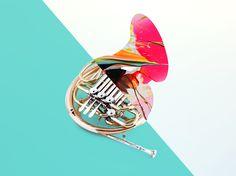 Studio Output / Sinfini Music #design #identity #branding