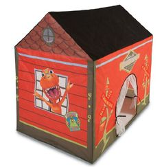 Stimulate your child's imagination for creative play and adventures with the Dinosaur Train Station House Tent by Pacific Play Tents. Best Longboard, House Tent, Dinosaur Train, House Games, Wooden Playhouse, Best Home Gym, Adventure Games, Holidays With Kids, Creative Play