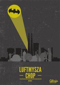 Ślōnskie Filmy by QDizajn - Luftmysza Chop