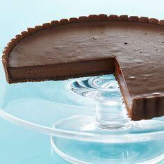 Chocolate tarte Anna Olson                                                                                                                                                                                 Más