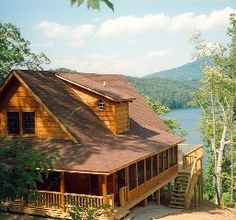 Wilderness Lake Vacations Waterfront Mountain Retreat!Vacation Rental in Hiwassee Lake from @homeaway! #vacation #rental #travel #homeaway