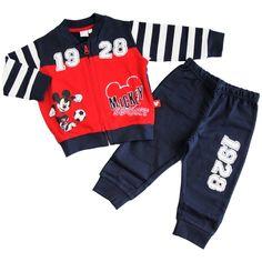 #Tuta Zip #Neonato #Disney #Topolino  http://www.allegribriganti.it/neonato/tuta-zip-neonato-disney-topolino-1928-sport/