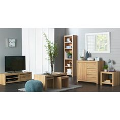 Sicily 1 Door 3 Drawer Sideboard at Homebase -- Be inspired and make your house a home. Buy now.