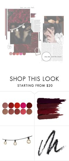 """""""- r u l e s  ➾"""" by h-eartbreak ❤ liked on Polyvore featuring Charlotte Tilbury, Serge Lutens, Bulbrite, Benefit and heartrules"""