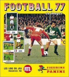 Football 77 - France - Figurine Panini