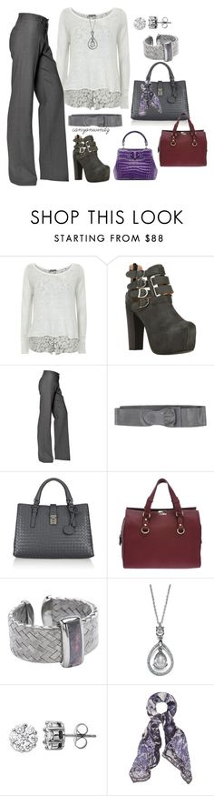 """""""Untitled #88"""" by canyonwindz ❤ liked on Polyvore featuring Mint Velvet, Jeffrey Campbell, Dsquared2, Patrizia Pepe, Bottega Veneta, Roberto Coin, Fiorelli, Lord & Taylor and McQ by Alexander McQueen"""