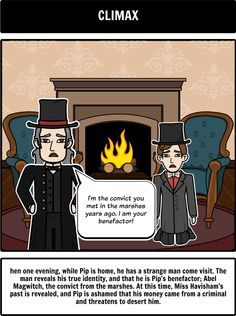 Untangle Great Expectations by Charles Dickens with engaging student activities that address plot, characters, themes & more and brings the story to life! Great Expectations Characters, Student Engagement, Summary, Storyboard, Thunder, Lesson Plans, Texts, Novels, Classroom