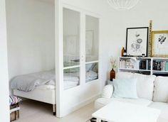 Appartement Paris Marais : un 25 m2 multifonction | puž | Pinterest ...