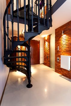 Attractive Spiral Stairs: A Modern Home Essential   Salter Spiral Stair