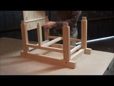 Building Without Nails The Genius of Japanese Carpentry - YouTube