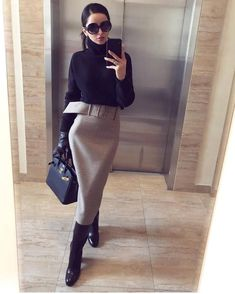 Stylish outfit idea to copy ♥ For more inspiration join our group Amazing Things ♥ You might also like these related products: - Blazers & Suit Jackets. Kimono Fashion, Work Fashion, Modest Fashion, Fashion Pants, Fashion Outfits, Womens Fashion, Fashion Design, Fashion Trends, Fashion Top