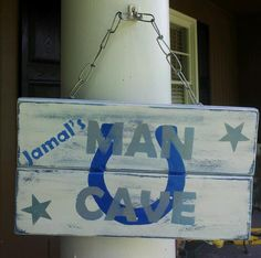 Hand painted Mancave signs. Any theme $18.00 +s