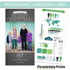 infographic_christmas card idea!