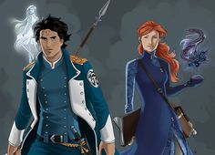 Kaladin and Shallan by Sarctic on DeviantArt