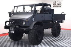 bf131679ab Hemmings Find of the Day – 1974 Mercedes-Benz Unimog