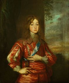 William Dobson (1611-46) - James II (1633-1701), when Duke of York