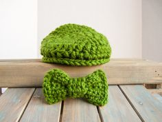 For St. patty's Day? crochet st patricks day hat newborn photo by LittleMommaBoutique