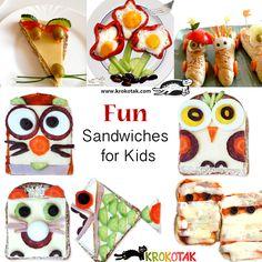 fun sandwishes