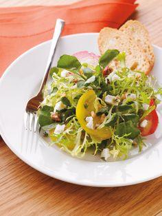Goat Cheese & Beet Salad Recipe