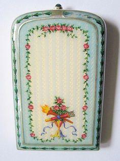 Old cigarette case