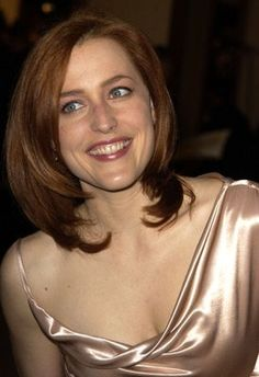 Gillian Anderson - X Files